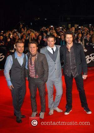 Take That, Mika + Ronson Are Early Winners At The Brit Awards