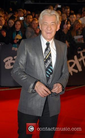 Mckellen Takes Acting Break