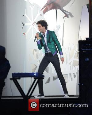 Mika, Brit Awards, The Brit Awards 2008