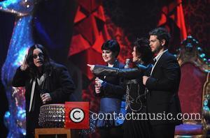 Sharon Osbourne, Kelly Osbourne, Brit Awards, Ozzy Osbourne, The Brit Awards 2008