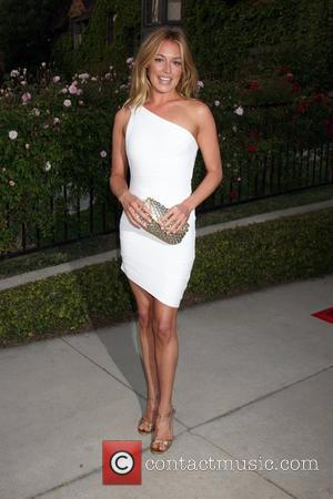 Cat Deeley Champagne Launch of BritWeek 2008, held at the British Consul General's Residence - Arrivals Los Angeles, California -...