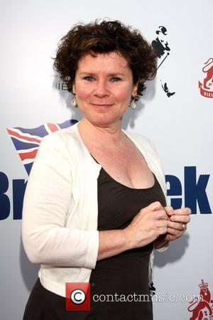 Imelda Staunton Champagne Launch of BritWeek 2008, held at the British Consul General's Residence - Arrivals Los Angeles, California -...