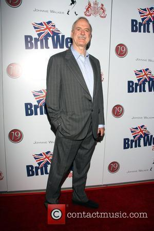 John Cleese Champagne Launch of BritWeek 2008, held at the British Consul General's Residence - Arrivals Los Angeles, California -...