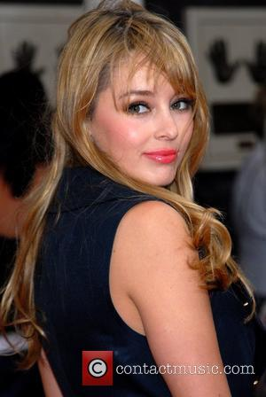 Keeley Hazell Britain's Best 2008 at London Television Studios - Arrivals London, England - 18.05.08