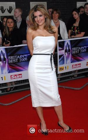 Linda Papadopoulos Britain's Best 2008 at London Television Studios - Arrivals London, England - 18.05.08