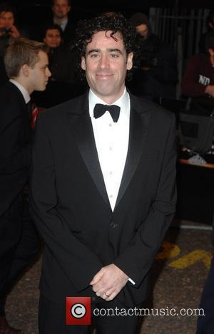 Stephen Mangan British Comedy Awards 2007 held at the London Television Studios - Arrivals London, England - 05.12.07