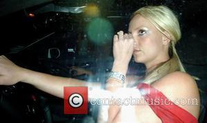 Britney's Baby Blues