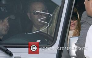 Britney Spears and Mercedes