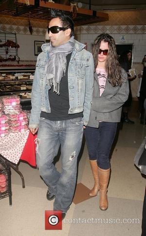 Britney Spears and Her New Boyfriend Adnan Ghalib Shopping At Ralphs