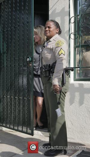 Britney Spears and Police