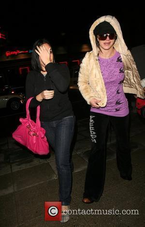 Britney Spears, Jamie Lynn Spears and Thursday