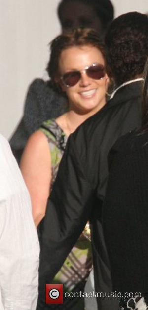 Britney Spears, Sean Preston and Thursday