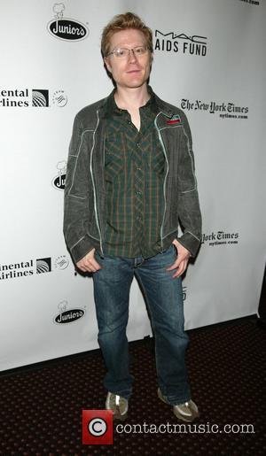 Anthony Rapp The 21st Annual Broadway Cares/ Equity Fights AIDS Broadway Flea Market held in Shubert Alley New York City,...