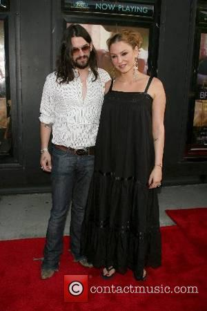 Shooter Jennings and Drea de Mtteo Broken English premiere  at Sunshine Theater New York City, USA- 18.06.07