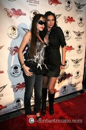 Sasha Grey and Tera Patrick 'Broken' Movie Release Party hosted by Tera Patrick and Dave Navarro at Bordello Bar Los...