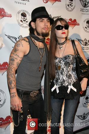 Dave Navarro and Sasha Grey 'Broken' Movie Release Party hosted by Tera Patrick and Dave Navarro at Bordello Bar Los...