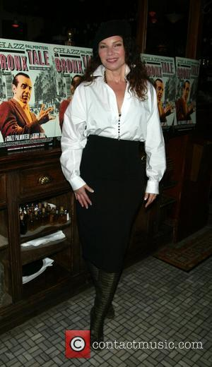 Fran Drescher Opening night of 'A Bronx Tale' after party held at Bond 45 Restaurant New York City, USA -...