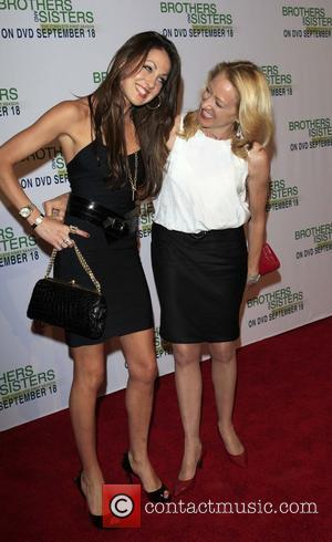 Patricia Wettig and daughter Roxanne Olin