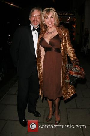 Lesley Garrett Bruce Forsyth's 80th Birthday celebrations at the Dorchester London, England - 22.02.08