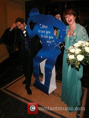 Robert Lindsay Bruce Forsyth's 80th Birthday celebrations at the Dorchester London, England - 22.02.08