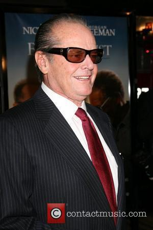 Arclight Theater, Jack Nicholson