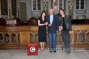 Iris Berben, August Diehl and Armin Mueller-stahl