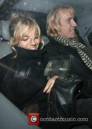 Sienna Miller and Lady Victoria Hervey