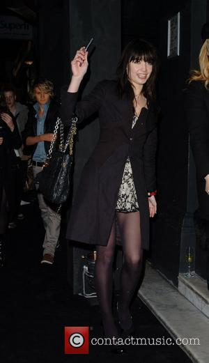 Daisy Lowe  ,  BURBERRY 'THE BEAT', The New Burberry Fragrance Launch Party Co-Hosted by Christopher Bailey and Agyness...