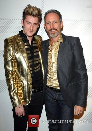 Patrick Cox and Henry Holland  Burberry Fragrance launch party held at the KOKO club - Arrivals London, England -...