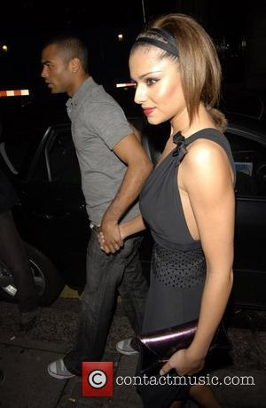 Ashley Cole and Cheryl Tweedy