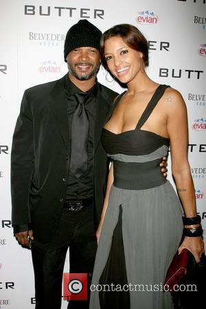 Damon Wayans and Eishia Brightwell