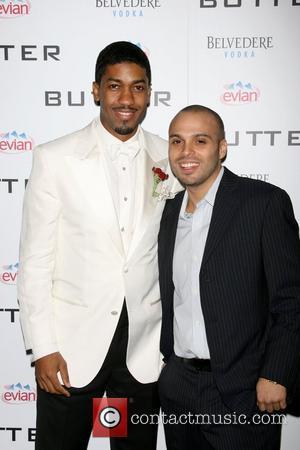 Fonzworth Bentley and Richie Akiva Butter celebrates 5 year anniversary New York City, USA - 05.11.07