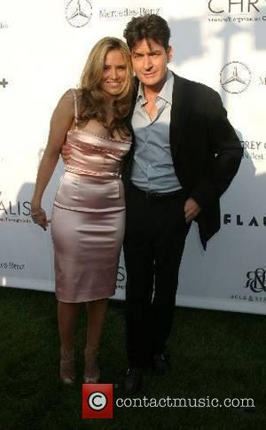 Charlie Sheen, Chrysalis Butterfly Ball