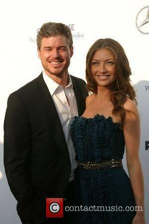 Eric Dane and Rebecca Gayheart-Dane 2007 Chrysalis Butterfly Ball held at the home of Susan Harris and Hayward Kaiser -...