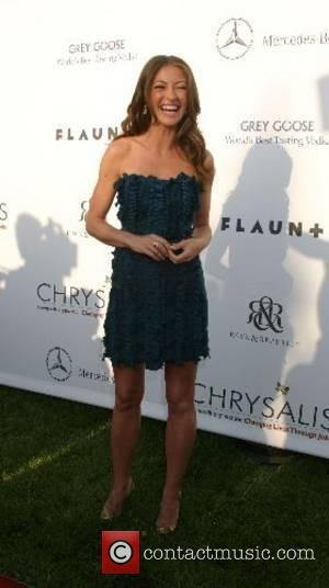 Rebecca Gayheart-Dane 2007 Chrysalis Butterfly Ball held at the home of Susan Harris and Hayward Kaiser - Arrivals Mandeville Canyon,...