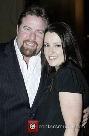 Shane Jacobson and Felicity Hunter