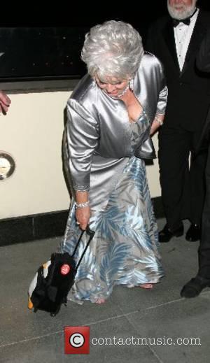 Paula Deen Creative Arts and Entertainment Awards held at Hollywood and Highland Ballroom - Press Room Los Angeles, California -...