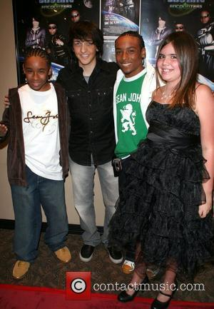 Oren Williams, Zachary Isaiah Williams With Cast and Producers