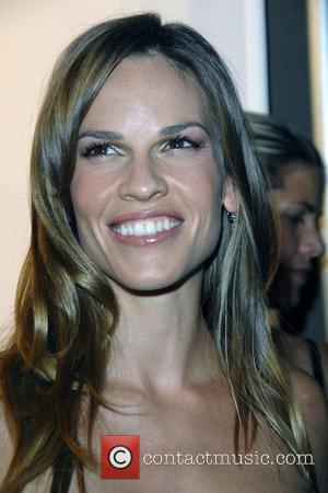 Hilary Swank Starts Filing Shoe Collection