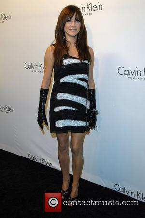 Martina McBride at The 25th Anniversary of Calvin Klein Underwear and the launch of Calvin Klein Steel featuring Djimon Hounsou...