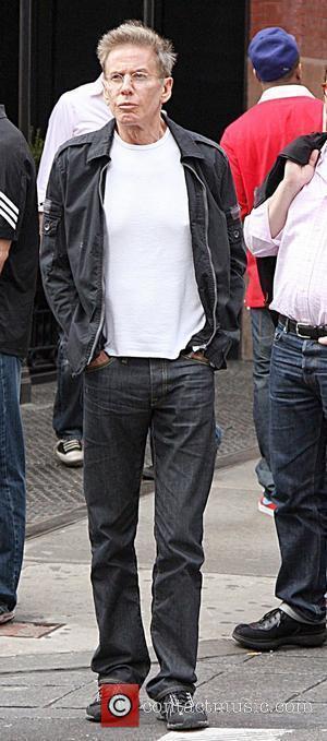 Calvin Klein in Greenwich Village  Greenwich Village, NYC - 12.04.08