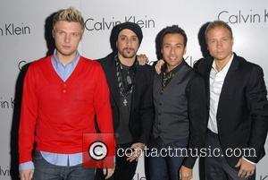 Backstreet Boys, Calvin Klein