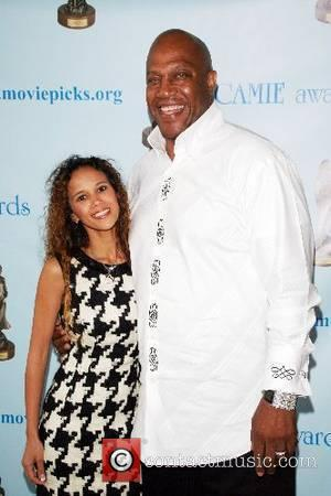 Tommy 'Tiny' Lister, Felicia Forbes The 2007 CAMIE Awards held at the Academy of Television Arts & Sciences North Hollywood,...