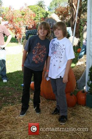 Cole Sprouse and Dylan Sprouse The 15th Annual Halloween Carnival to raise funds for Camp Ronald McDonald, which provides medically...