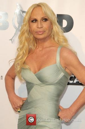 Donatella Versace amfAR's annual Cinema Against AIDS gala at The 2008 Cannes Film Festival held at at Le Moulin de...