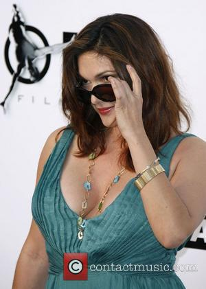 Laura Harring  amfAR's annual Cinema Against AIDS gala at The 2008 Cannes Film Festival held at at Le Moulin...