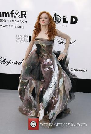 Rose Mcgowan  amfAR's annual Cinema Against AIDS gala at The 2008 Cannes Film Festival held at at Le Moulin...