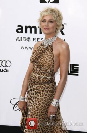 Sharon Stone, Cannes Film Festival, 2008 Cannes Film Festival