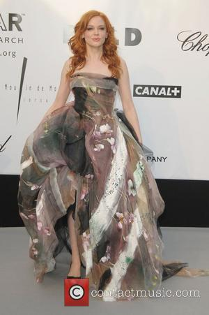 Rose McGowan amfAR's annual Cinema Against AIDS gala at The 2008 Cannes Film Festival held at at Le Moulin de...