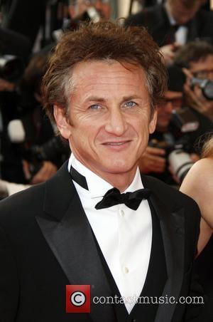 Sean Penn, Cannes Film Festival, 2008 Cannes Film Festival